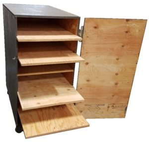 Avalon Server Cart